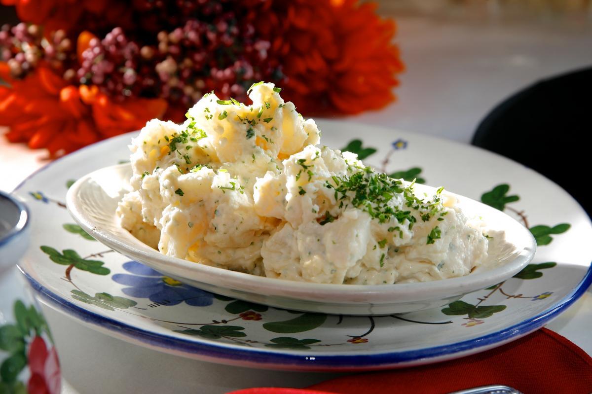 1 Food Ensalada Patatas  0856